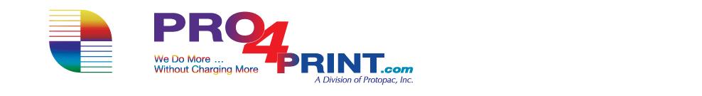 Pro4Print logo